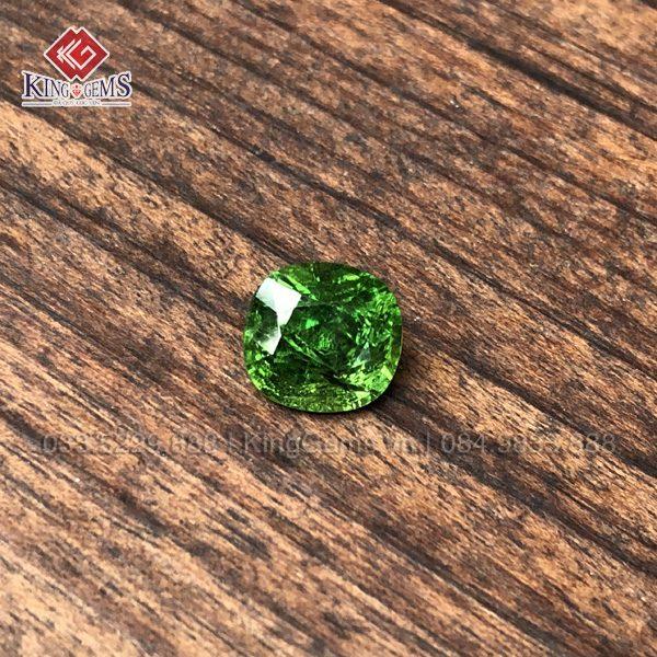 Mặt đá Tourmaline xanh KG-TML-0001 ảnh 1