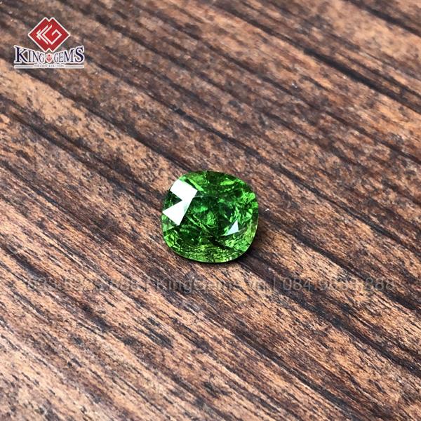 Mặt đá Tourmaline xanh KG-TML-0001 ảnh 4