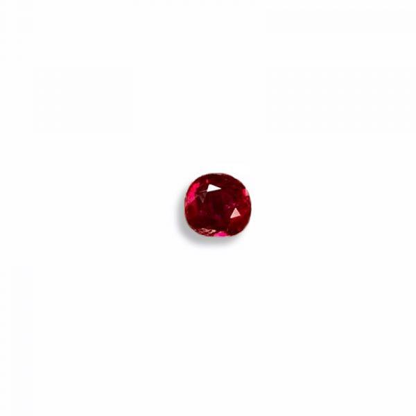 Ruby facet huyết bồ câu