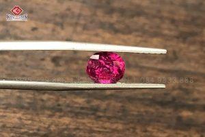 Đá Ruby hồng ngọc KG-RBF-0002 ảnh 2