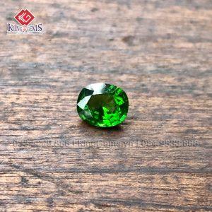 Mặt đá nhẫn Tuốc Ma Lin (Tourmaline) Lục Yên KG-TML-0006 ảnh 2