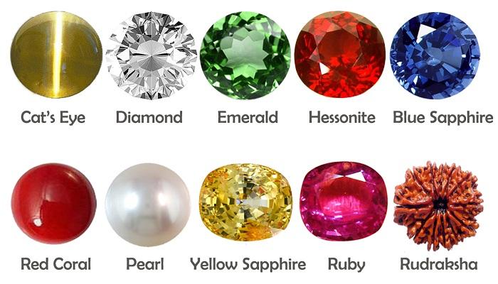 Nguồn gốc của đá quý và phân loại đá quý