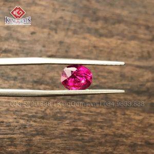 Đá Ruby hồng ngọc KG-RBF-0002