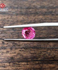 Mặt đá Spinel hồng 1.6ct KG-SPN-0001 ảnh 4