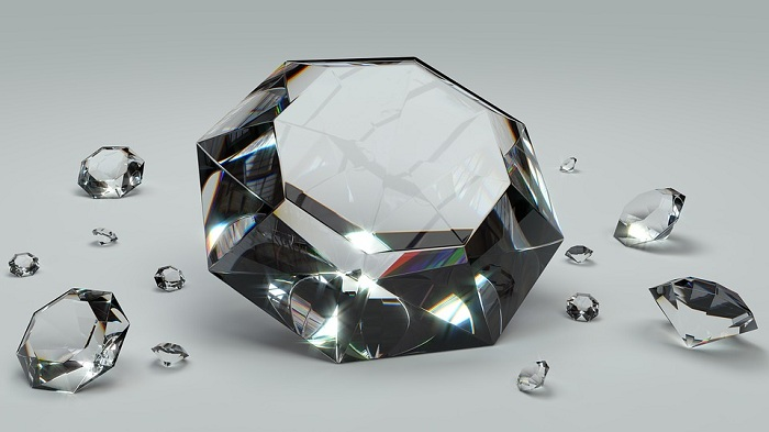 Kim cương luôn là loại đá quý có sức hút mãnh liệt