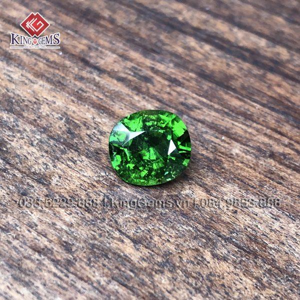 Mặt nhẫn đá Tourmaline xanh KG-TML-0002 ảnh 4