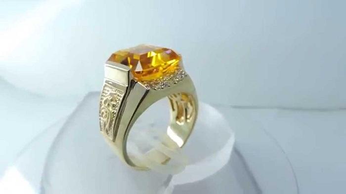 các loại trang sức phổ biến nhẫn đá