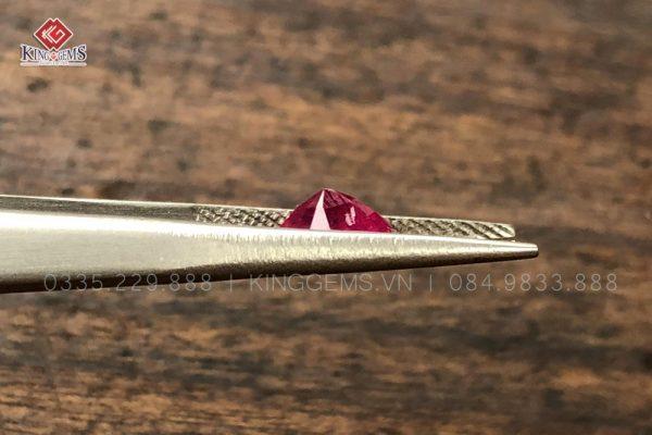 Đá Ruby hồng ngọc KG-RBF-0002 ảnh 5