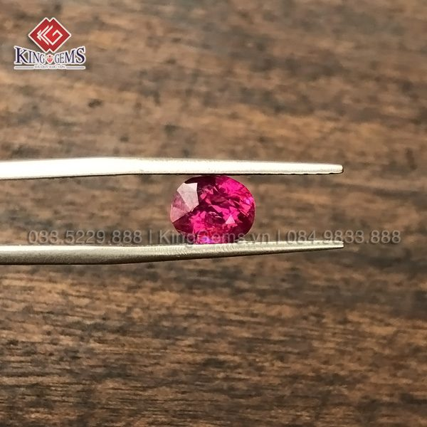 Đá Ruby hồng ngọc KG-RBF-0002 ảnh 4