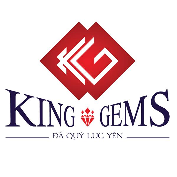 Logo KingGems - Thương hiệu nhận diện của Công ty TNHH Quốc Bảo Lục Yên
