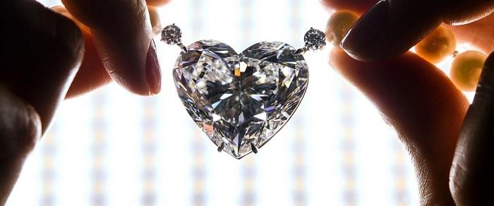 Kim cương và trang sức kim cương