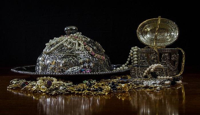 Ngọc trai là một xa xí phẩm của quý tộc thời xưa