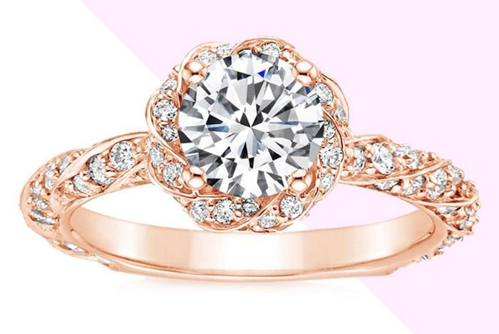 Trang sức kim cương là biểu tượng cho vẻ đẹp và quyền lực tối cao