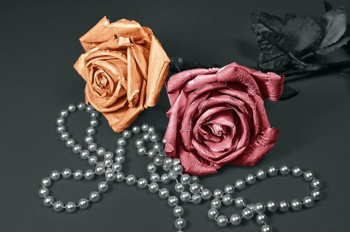 Ngọc trai mang vẻ đẹp tinh khiết và kiêu sa