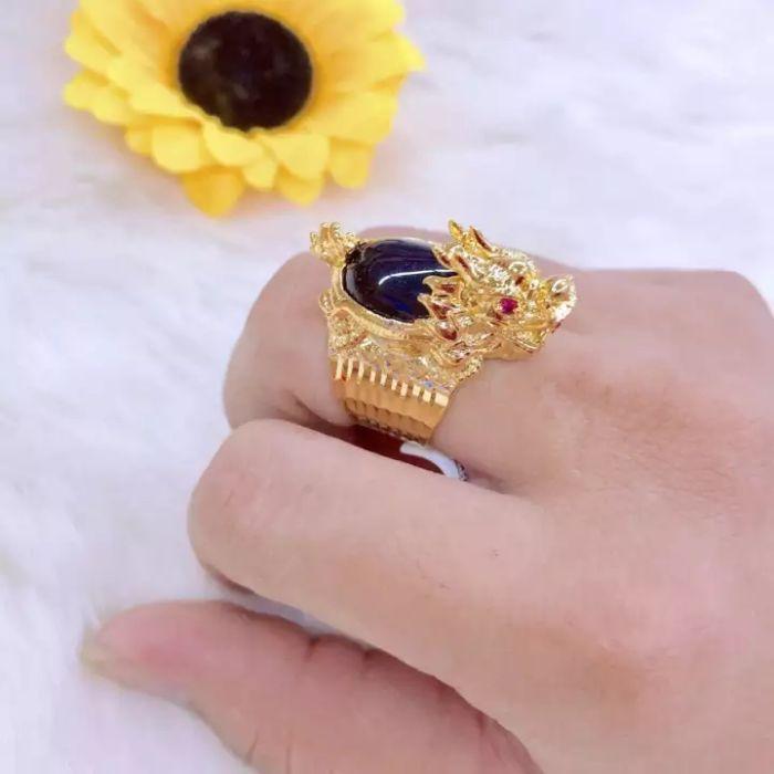 7 linh vật may mắn để đính vào nhẫn