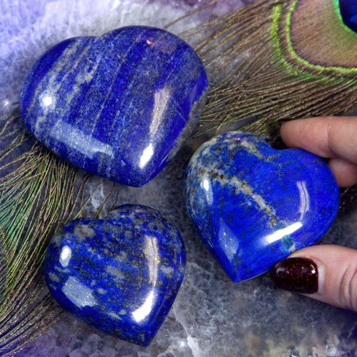 Đá thiên thanh Lapis Lazuli