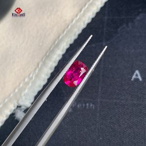 Mặt nhẫn đá Ruby hồng KG-RBF-0003 ảnh 1
