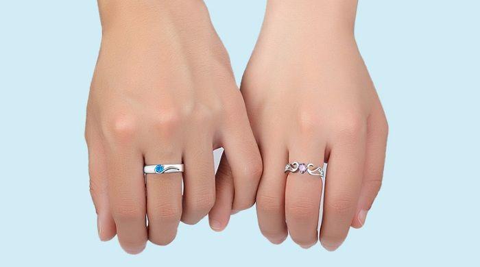 Ý nghĩa 5 ngón tay khi đeo nhẫn