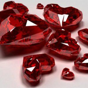 8 loại đá quý màu đỏ