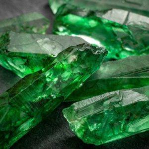 8 loại đá quý màu xanh lục