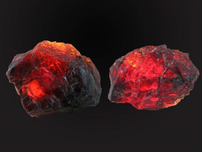 Khám phá 8 loại đá quý màu đỏ sang trọng và giá trị 2