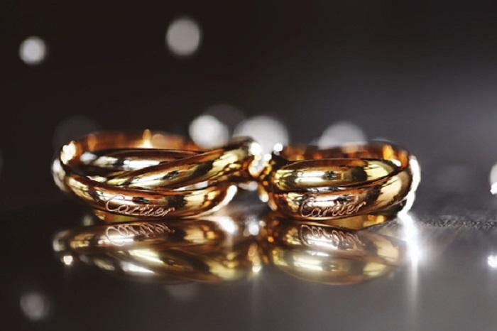 Tìm hiểu về nguồn gốc và ý nghĩa nhẫn cưới các cặp đôi 1