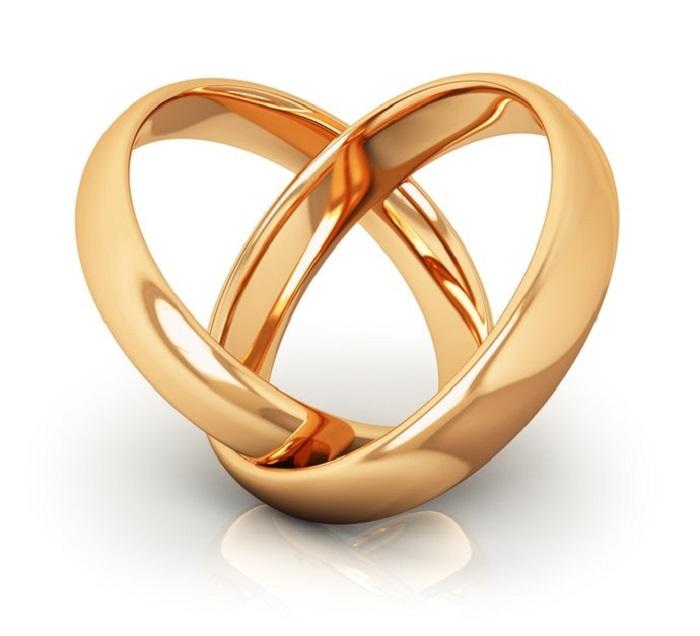 Tìm hiểu về nguồn gốc và ý nghĩa nhẫn cưới các cặp đôi 4