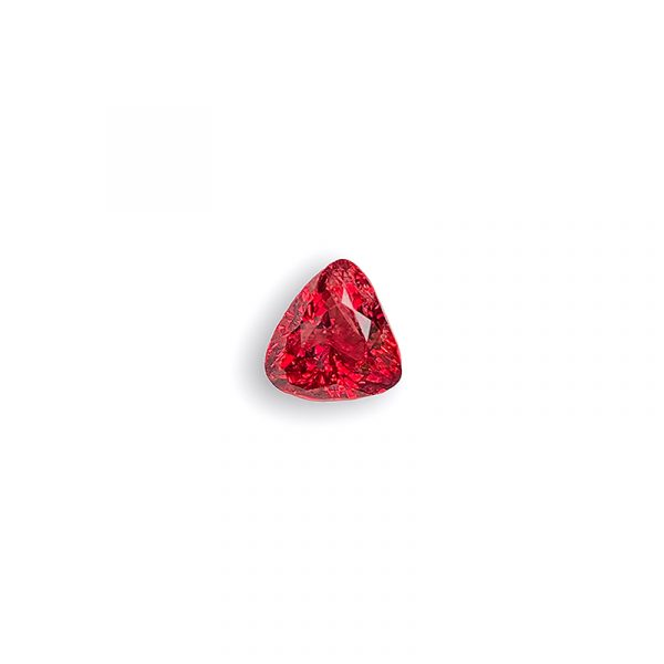 SPINEL RED TRIANGLE
