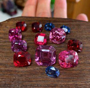 Nhiều sự lựa chọn đá quý tại KingGems