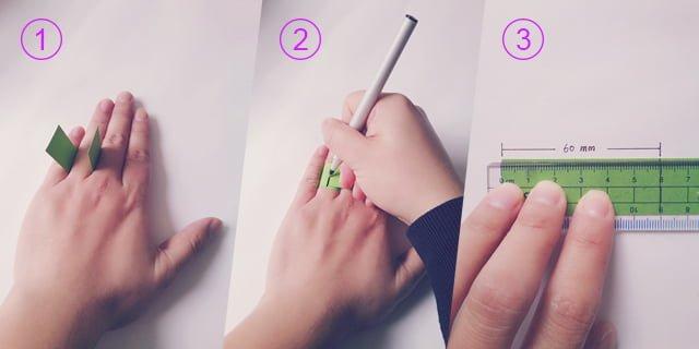 5 cách đo size nhẫn chính xác 95% khi mua nhẫn online