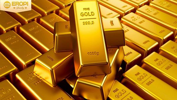 Một số loại vàng phổ biến trên thế giới