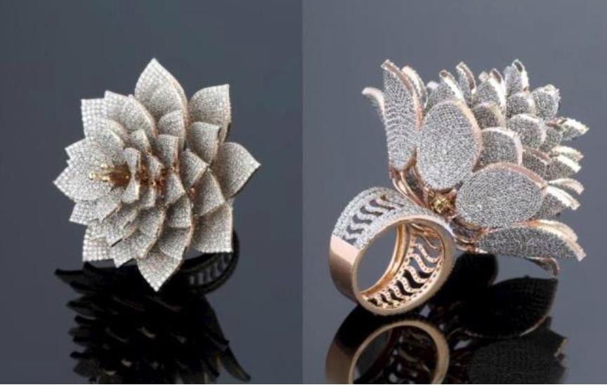 Những chiếc nhẫn kim cương đẹp và đắt nhất thế giới