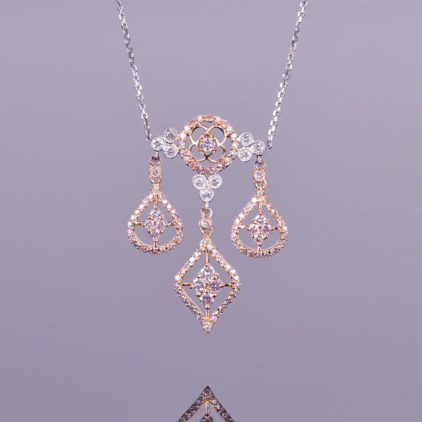 Diamond Chandelier Pendant 1