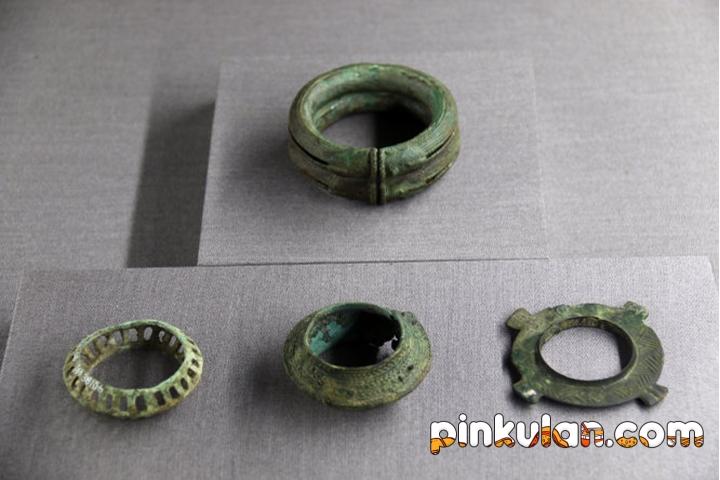 Bộ sưu tập trang sức cổ Việt Nam cực kỳ quý hiếm được triễn lãm tại Huế